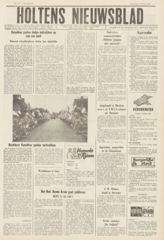 Holtens Nieuwsblad 1966-10-01
