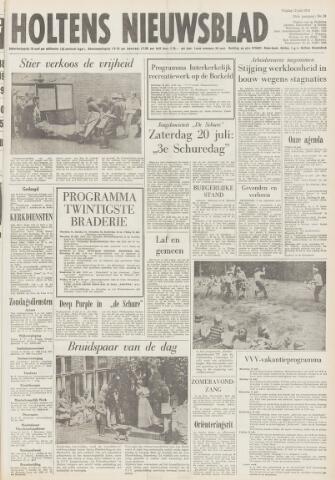 Holtens Nieuwsblad 1974-07-12