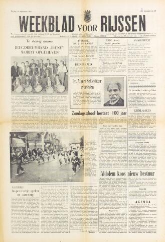Weekblad voor Rijssen 1965-09-10