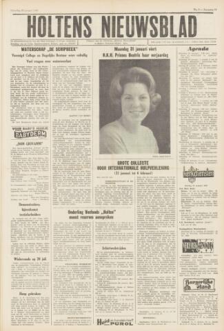 Holtens Nieuwsblad 1966-01-29