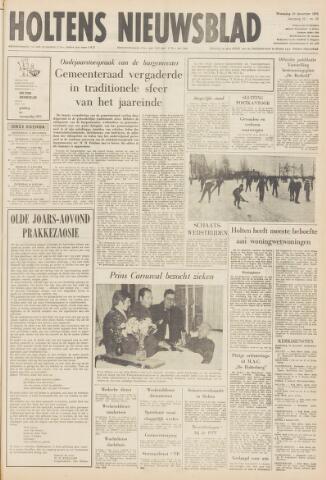 Holtens Nieuwsblad 1970-12-30