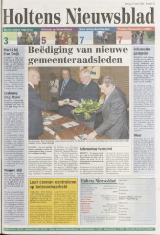 Holtens Nieuwsblad 2006-03-21