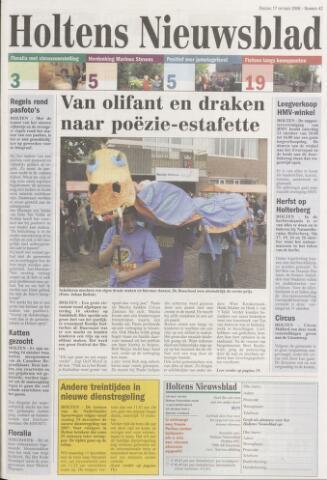 Holtens Nieuwsblad 2006-10-17