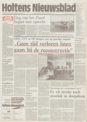 Holtens Nieuwsblad 1988-09-15
