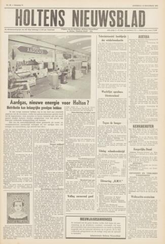 Holtens Nieuwsblad 1960-12-10