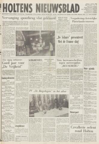 Holtens Nieuwsblad 1974-10-04
