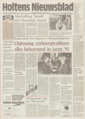 Holtens Nieuwsblad 1990-01-04