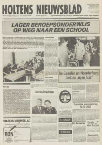 Holtens Nieuwsblad 1981-02-05