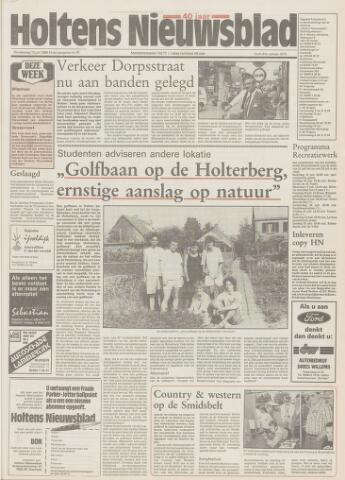Holtens Nieuwsblad 1989-07-13