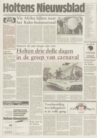 Holtens Nieuwsblad 1990-02-22