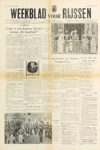 Weekblad voor Rijssen 1963-09-20