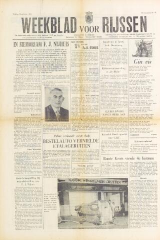 Weekblad voor Rijssen 1964-10-30