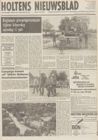 Holtens Nieuwsblad 1982-07-15