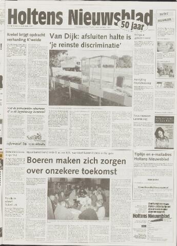 Holtens Nieuwsblad 1999-10-07
