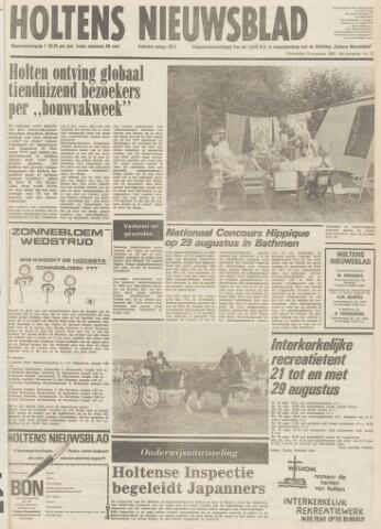Holtens Nieuwsblad 1982-08-19