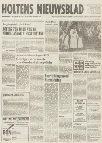 Holtens Nieuwsblad 1978-09-15