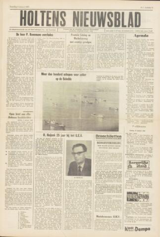 Holtens Nieuwsblad 1965-01-09