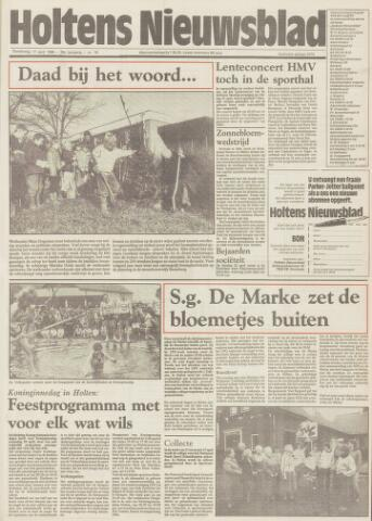 Holtens Nieuwsblad 1986-04-17