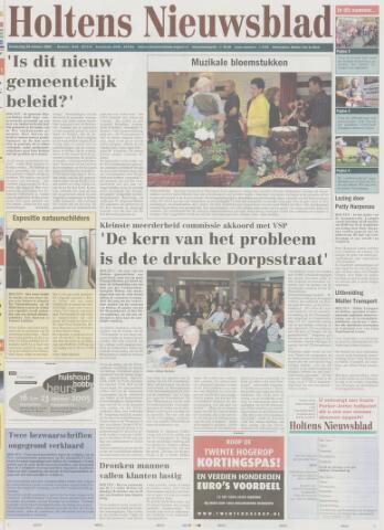 Holtens Nieuwsblad 2005-10-20