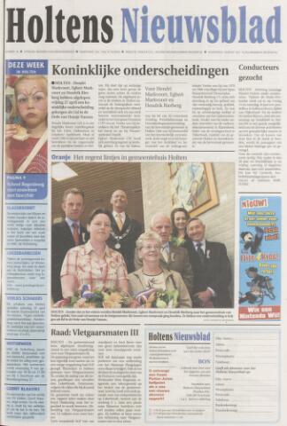 Holtens Nieuwsblad 2007-05-01