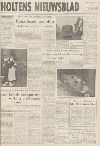 Holtens Nieuwsblad 1971-10-01