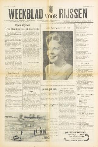 Weekblad voor Rijssen 1963-01-25