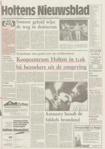 Holtens Nieuwsblad 1990-12-13