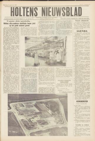 Holtens Nieuwsblad 1965-09-18