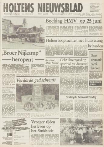 Holtens Nieuwsblad 1983-06-16