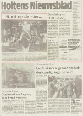 Holtens Nieuwsblad 1986-04-24