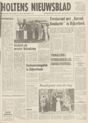 Holtens Nieuwsblad 1977-06-24