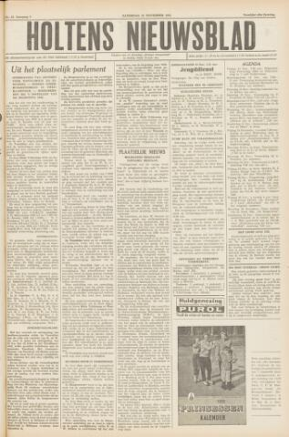 Holtens Nieuwsblad 1955-11-12