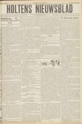Holtens Nieuwsblad 1950-01-21