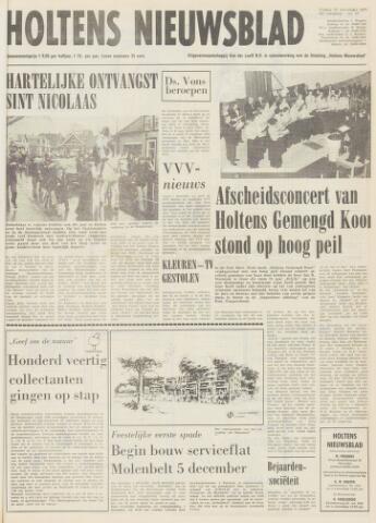 Holtens Nieuwsblad 1977-11-25