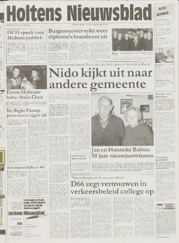 Holtens Nieuwsblad 1998-01-15