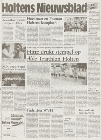 Holtens Nieuwsblad 1995-07-13