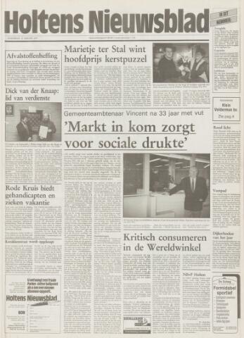 Holtens Nieuwsblad 1995-01-12