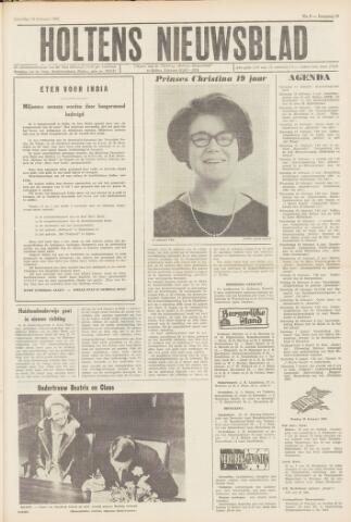 Holtens Nieuwsblad 1966-02-19