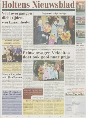 Holtens Nieuwsblad 2005-02-03
