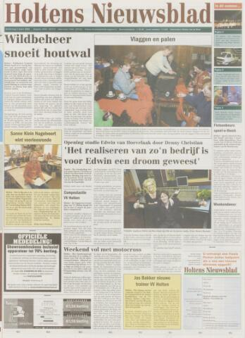 Holtens Nieuwsblad 2005-03-03