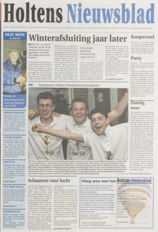 Holtens Nieuwsblad 2007-12-18