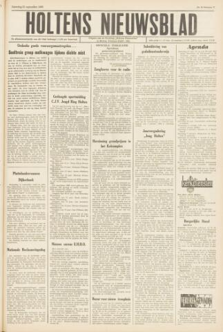Holtens Nieuwsblad 1963-09-21