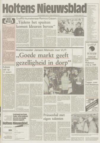 Holtens Nieuwsblad 1990-02-01