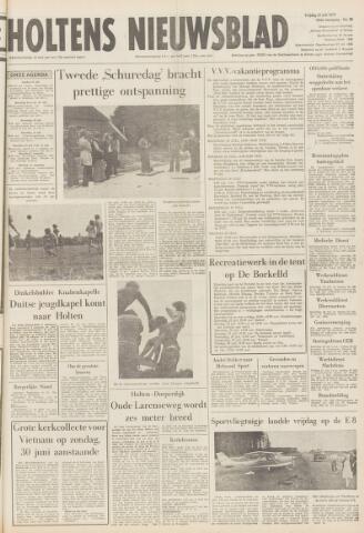 Holtens Nieuwsblad 1972-07-21