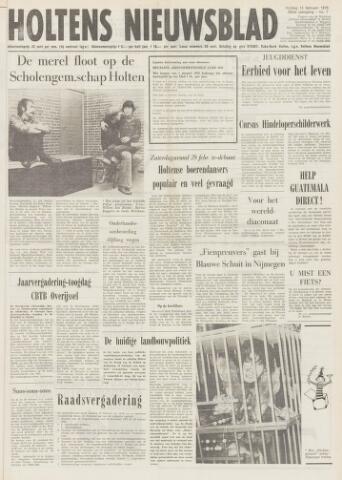 Holtens Nieuwsblad 1976-02-13