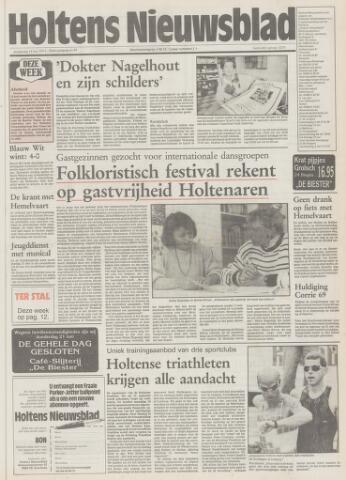 Holtens Nieuwsblad 1992-05-14