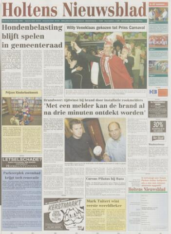 Holtens Nieuwsblad 2004-11-18