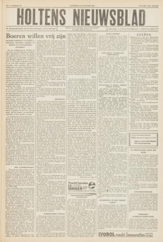 Holtens Nieuwsblad 1958-01-25
