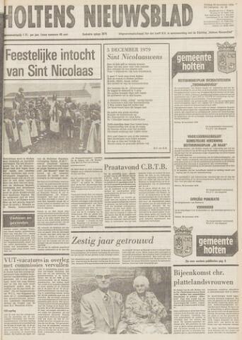 Holtens Nieuwsblad 1979-11-30