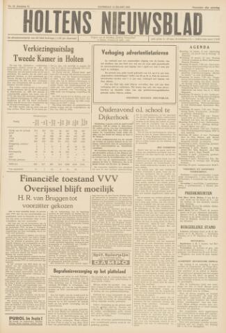 Holtens Nieuwsblad 1959-03-14